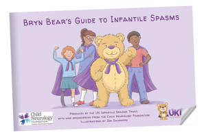 Bryn Bear's Guide to Infantile Spasms